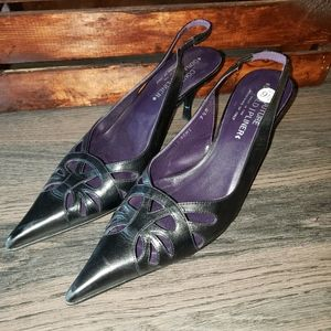 Couture Donald J. Pliner Pointed Toe Heels